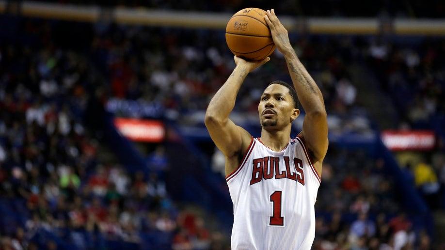 Rose's Return Basketball