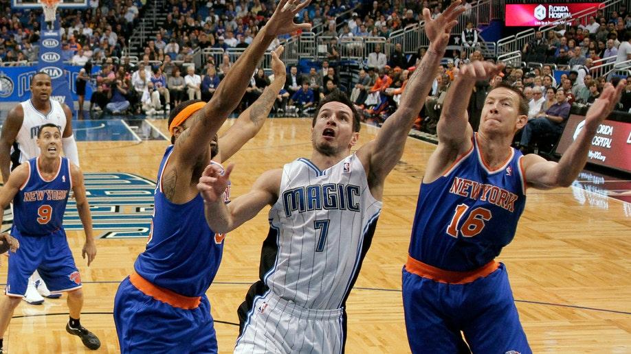 Magic Bucks Trade Basketball