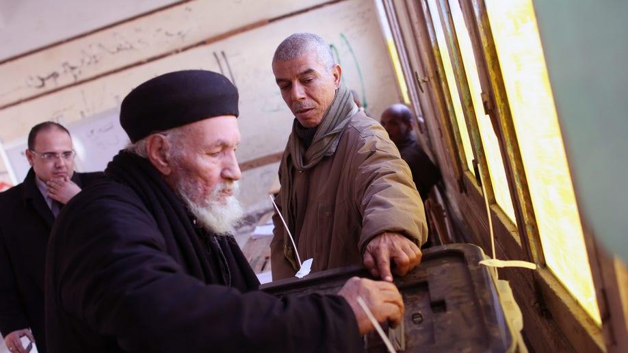 36c84466-Mideast Egypt Happy Christians