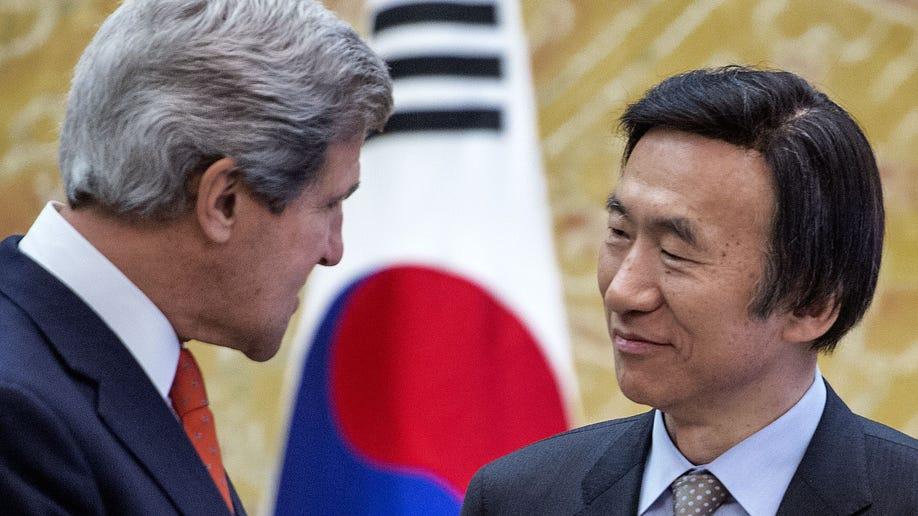 South Korea US Kerry