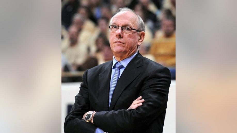 60beeb44-Syracuse Pittsburgh Basketball