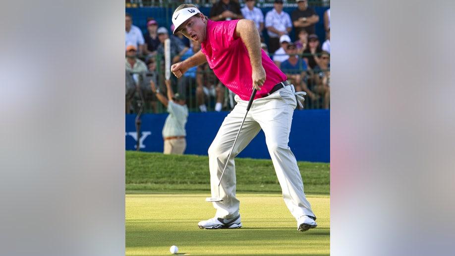 APTOPIX Sony Open Golf