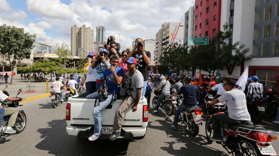 970afc8e-Venezuela Opposition Media