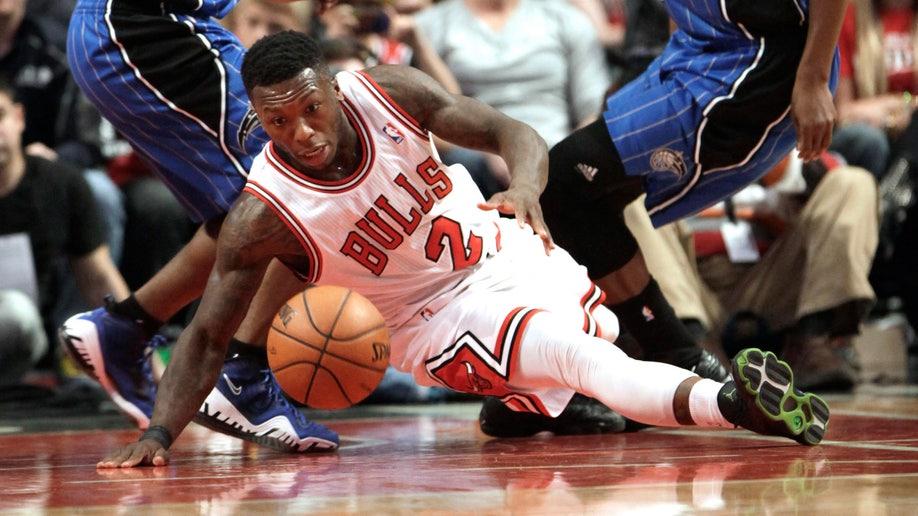 Magic Bulls Basketball
