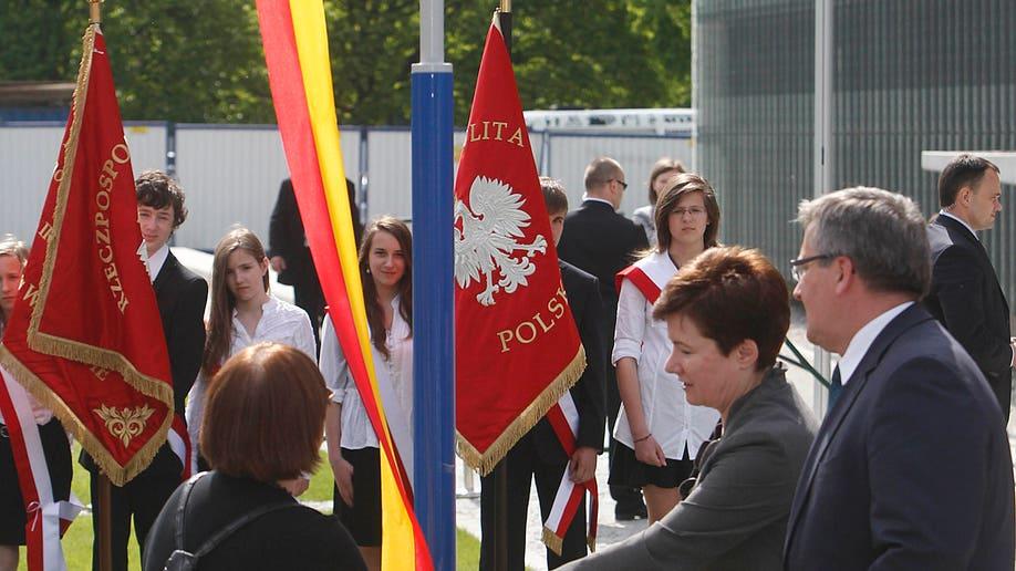 Poland Holocaust Hero