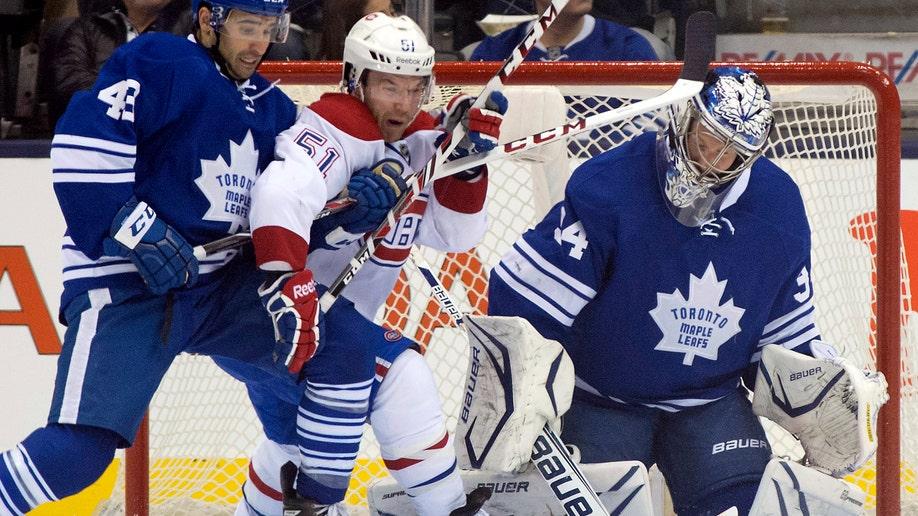 f7f62631-Canadiens Maple Leafs Hockey