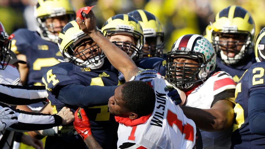 86bb9d4b-Ohio St Michigan Football