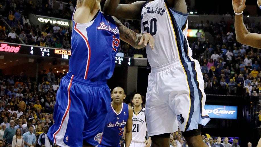 99d2fef0-Clippers Grizzlies Basketball