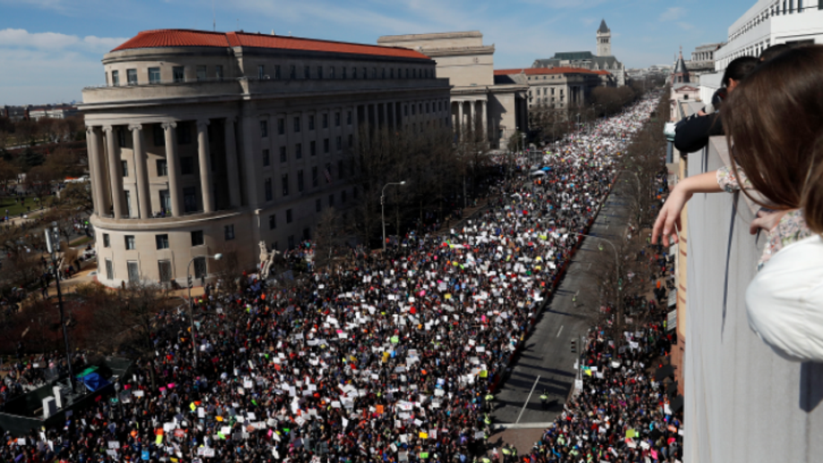 march for our lives reuters 1