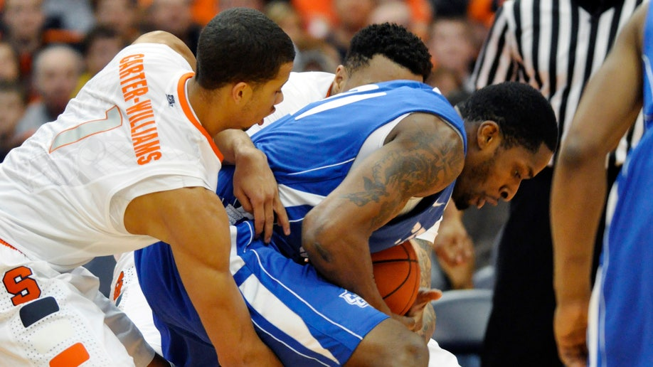 CCSU Syracuse Basketball