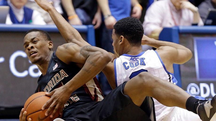 Florida State Duke Basketball