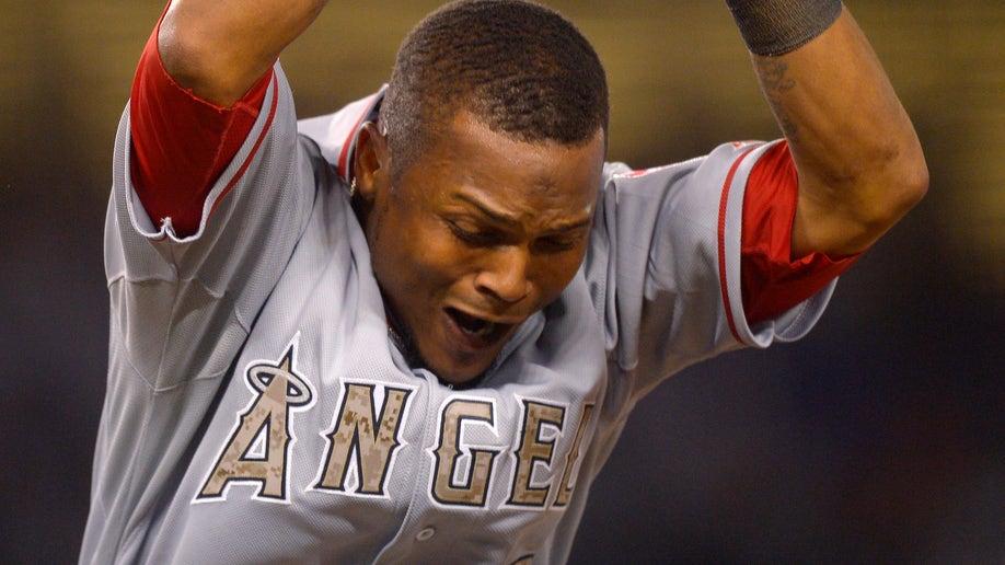 a5c79ff9-Angels Dodgers Baseball
