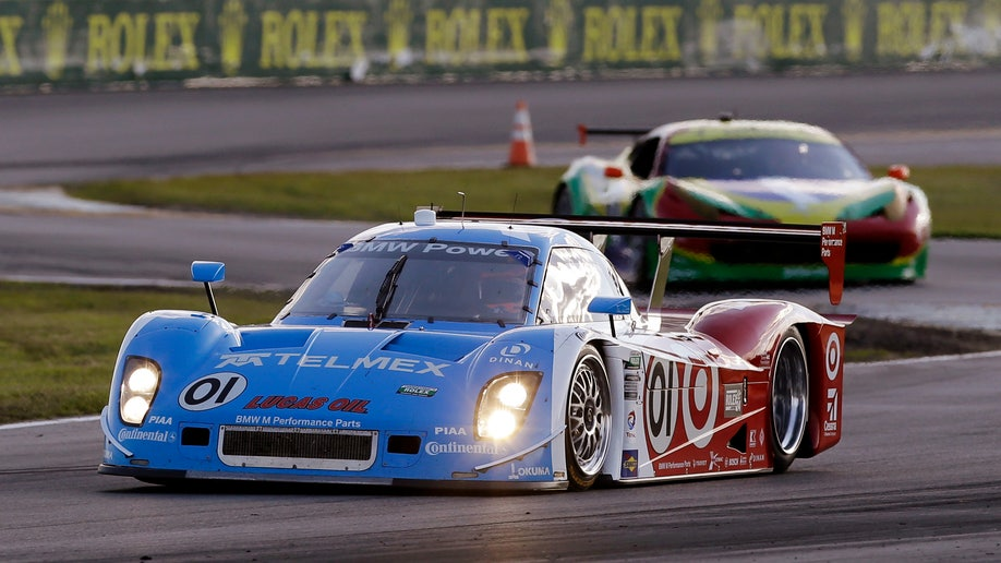 e3bebadd-Grand Am Daytona 24 Hours Auto Racing