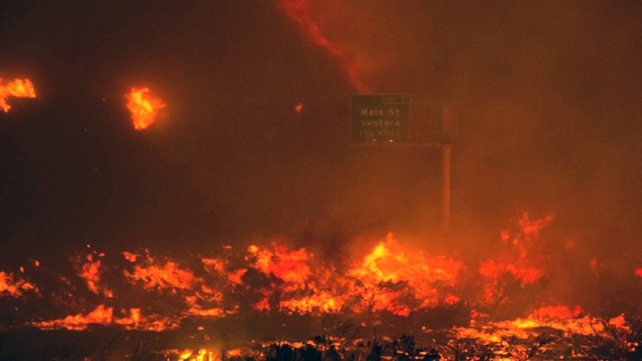 3c6c917c-California Wildfire