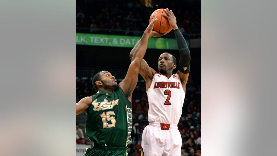 87bd0bd7-South Florida Louisville Basketball