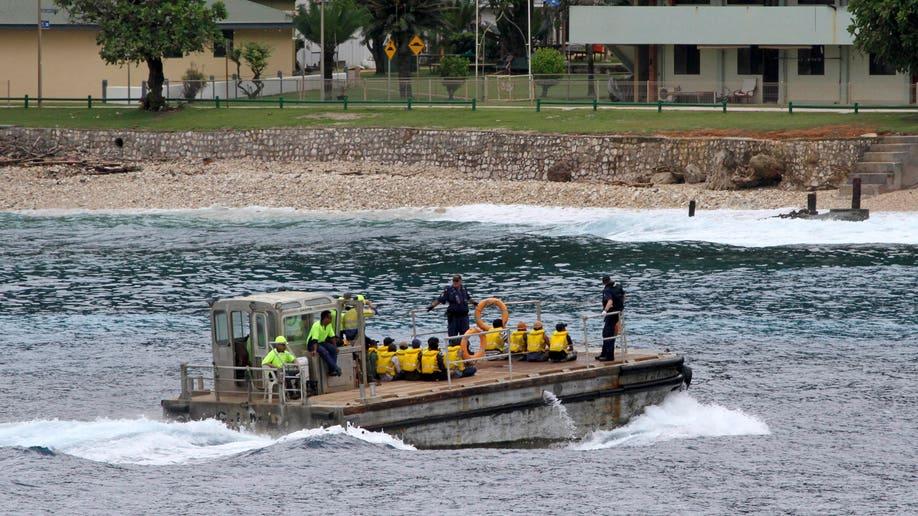 Australia Vietnam New Boat People