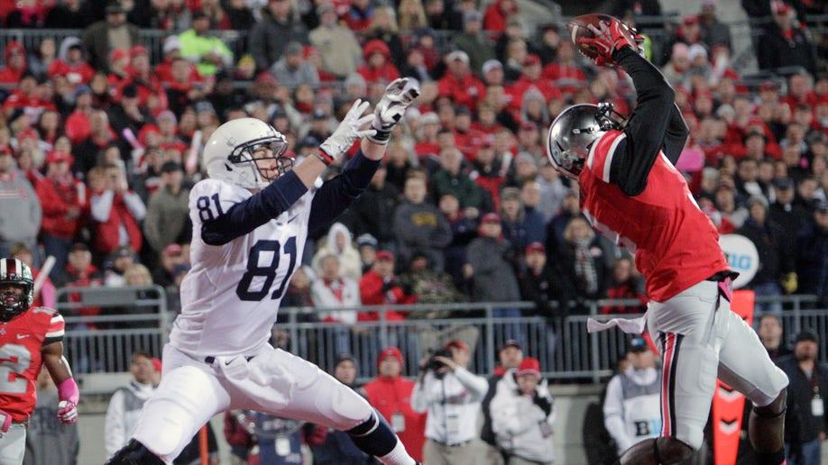 APTOPIX Penn St Ohio St Football