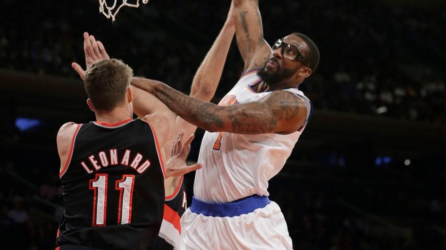 5675ba56-Trail Blazers Knicks Basketball
