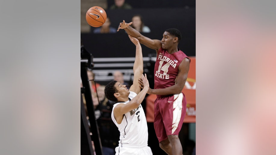 Florida St Wake Forest Basketball