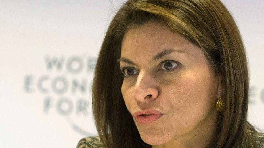 81957c23-Switzerland Davos Forum
