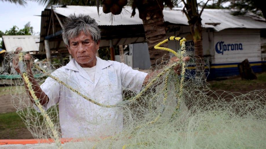 Mexico Fisherman Treasure