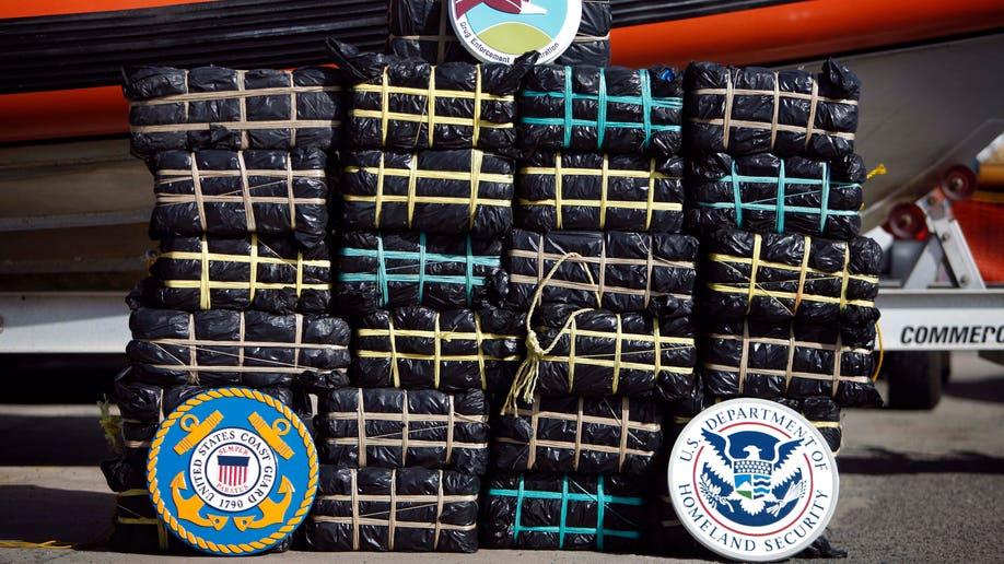 Puerto Rico Caribbean Drug War