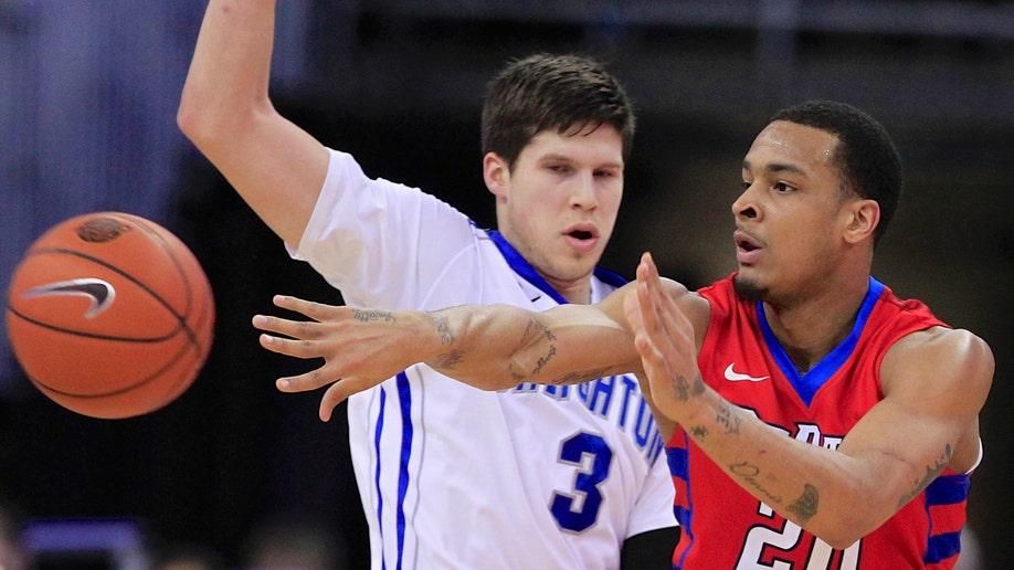 DePaul Creighton Basketball