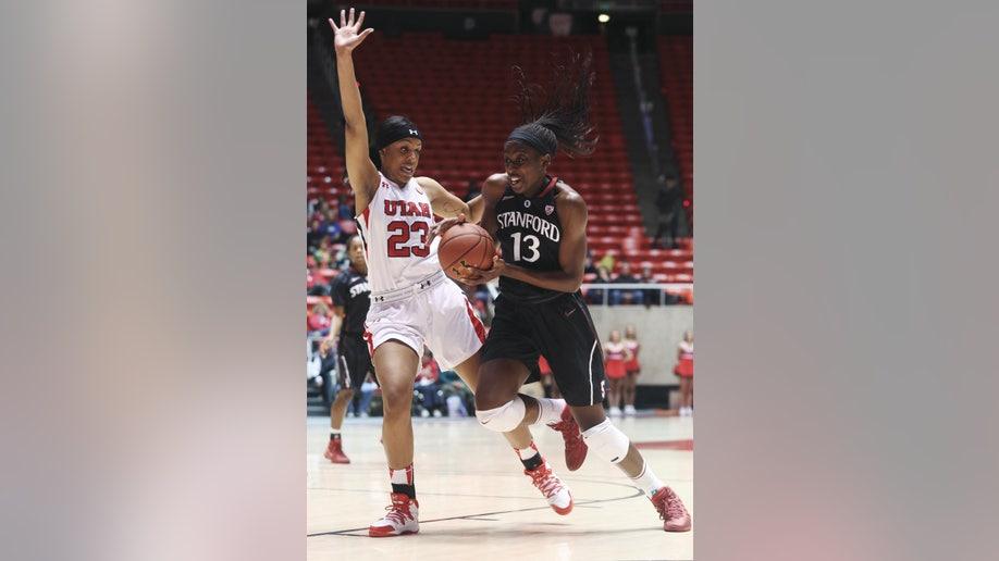 Stanford Utah Basketball