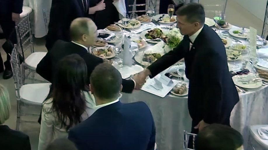 Russia Trump Flynn