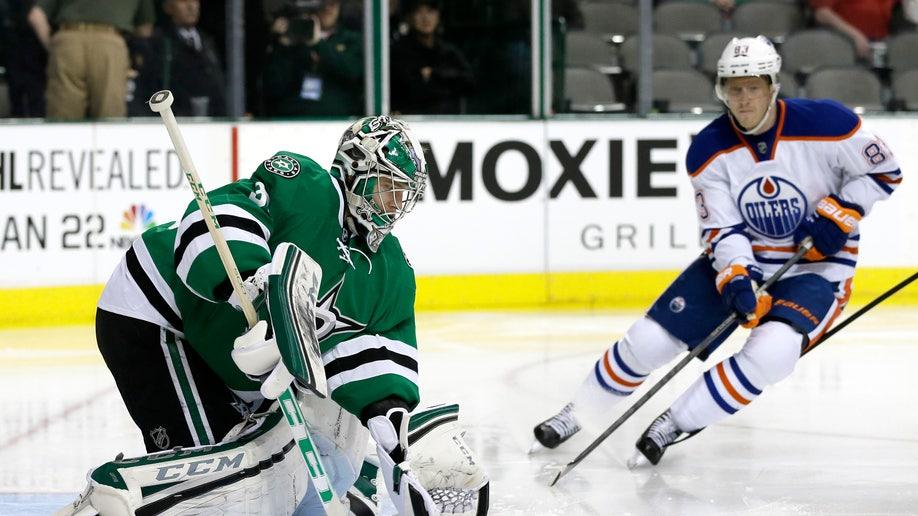 Oilers Stars Hockey