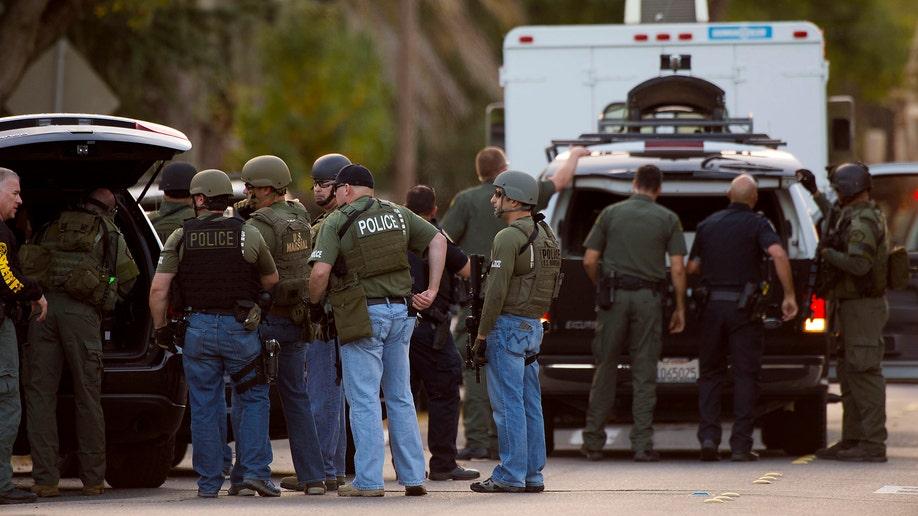 Immigration Officer Shot