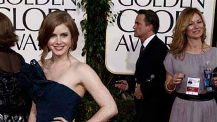 Golden Globe Awards - Arrivals