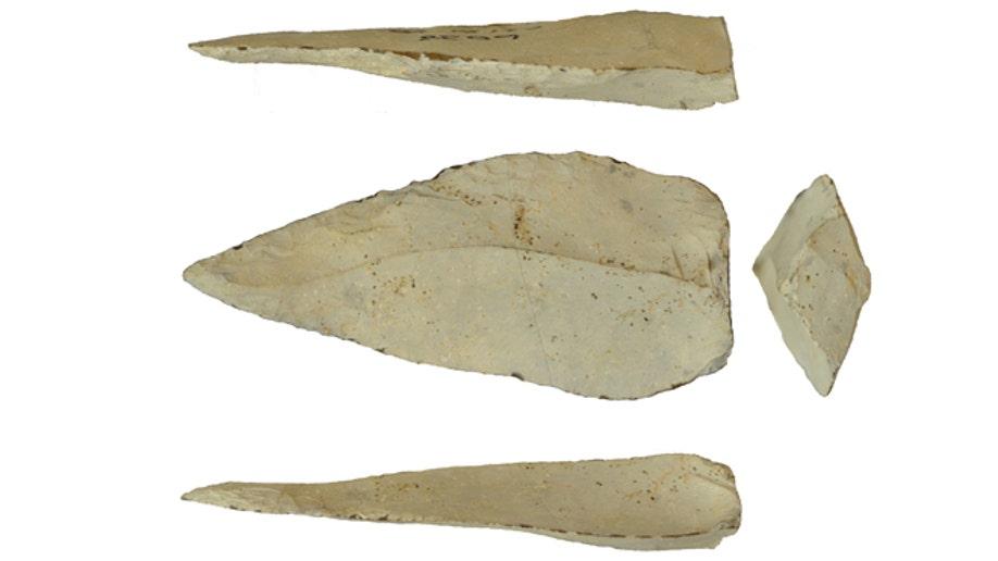 81e1ca5f-Ancient Spear Tips