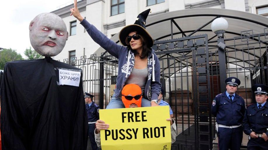 Ukraine Russia Punks vs Putin
