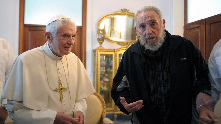9c162ba2-APTOPIX Cuba Pope