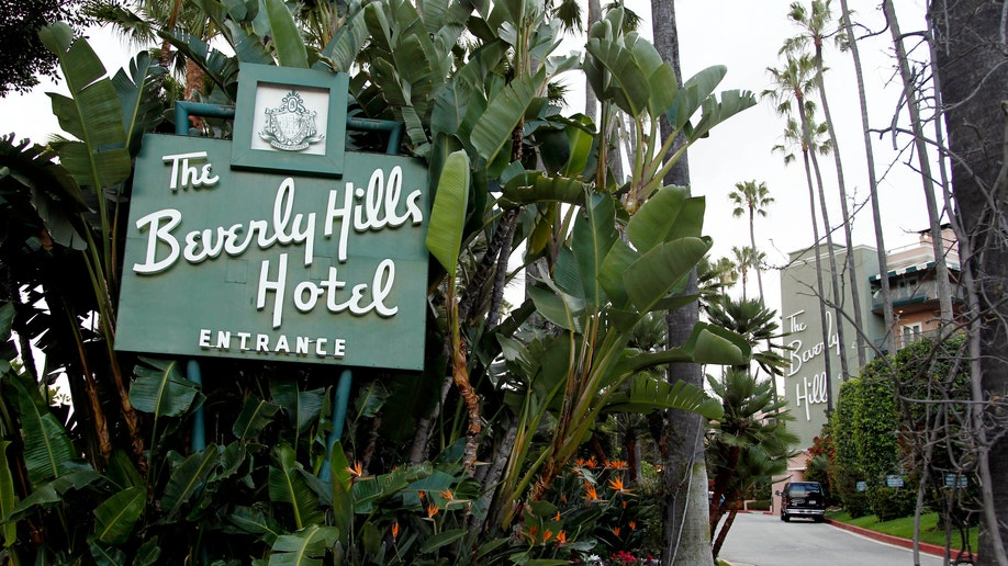 Beverly Hills Hotel-Sultan