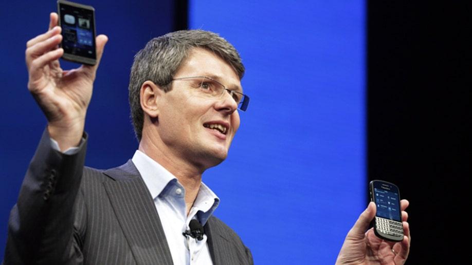 9fa789ca-BlackBerry CEO