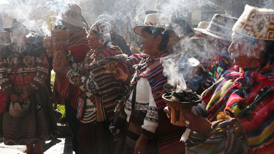 Bolivia Ekeko
