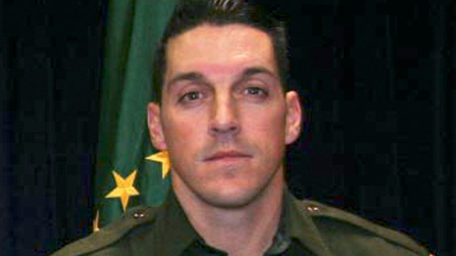 Border Agent Killed