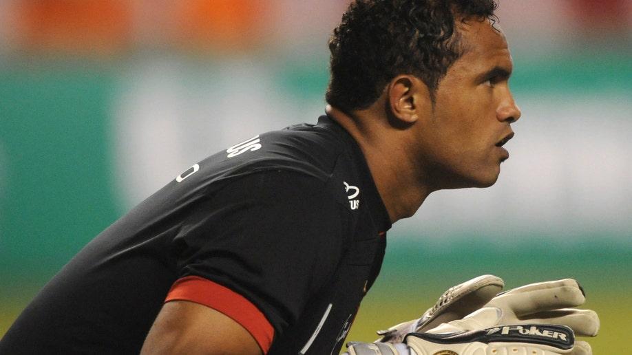 Brazil Goalkeeper Trial