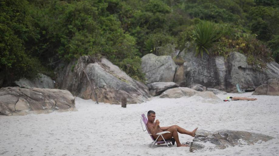 Abricó Beach - The 50 Best Topless Beaches and Pools in