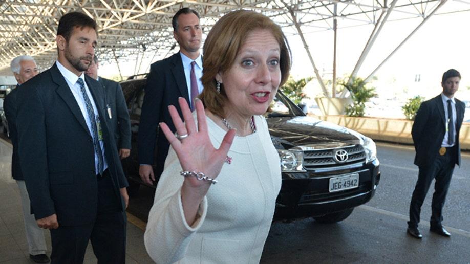 Brazil US Ambassador