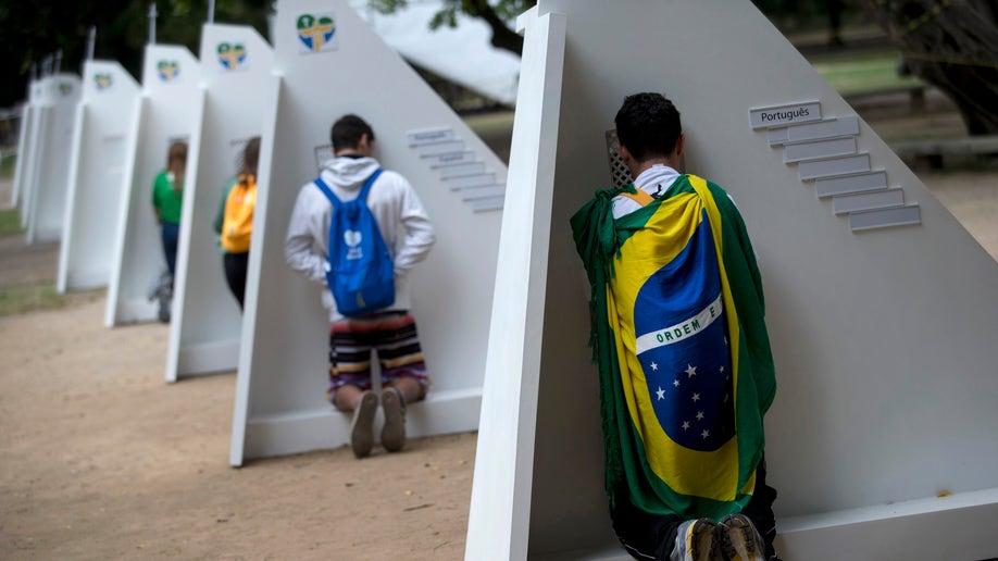 Brazil Pope Photo Gallery