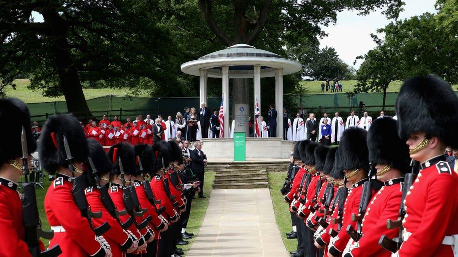 Britain Magna Carta
