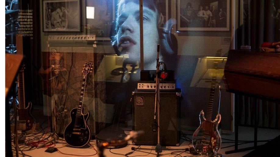 Britain Rolling Stones Exhibitionism