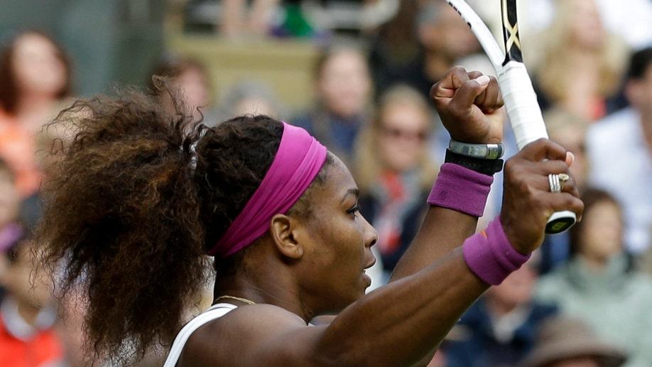 15542540-Britain Wimbledon Tennis