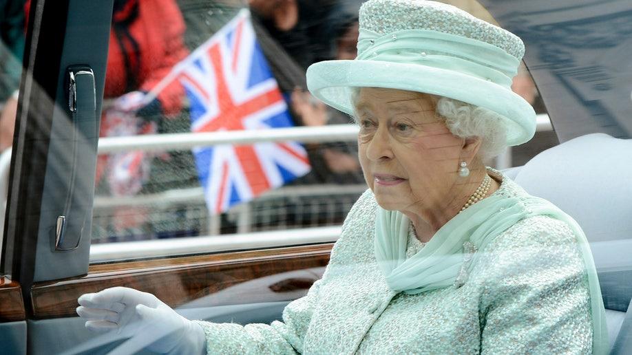 Britain Queen's Jubilee