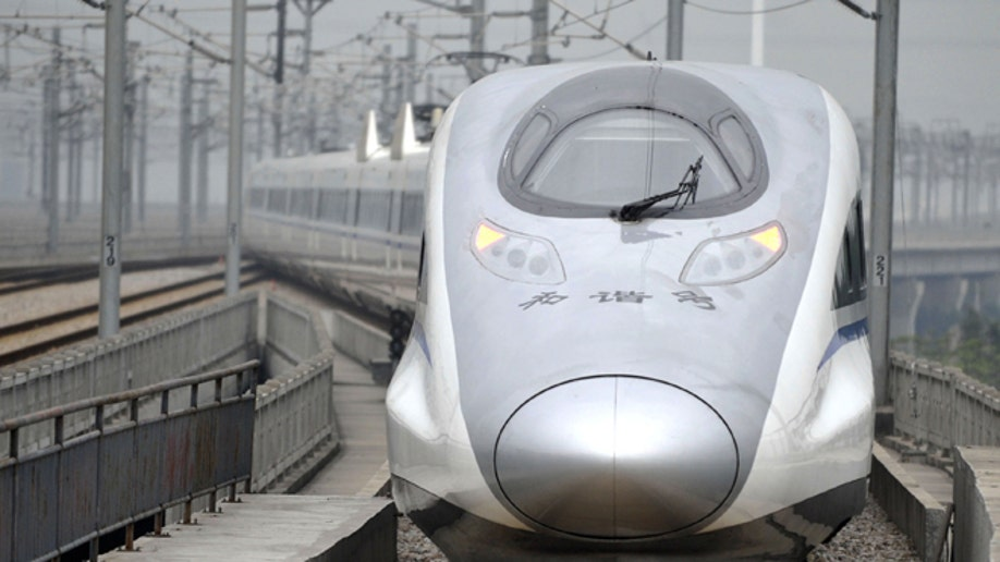 065eb642-China High Speed Train