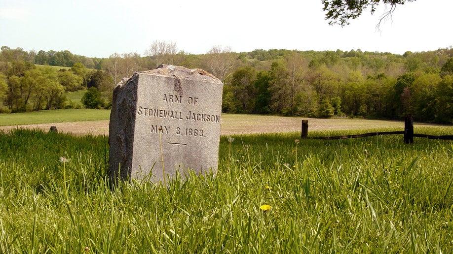 Civil War 150-Jacksons Death
