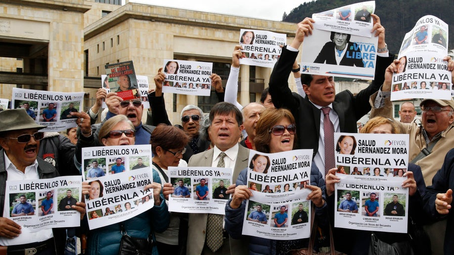 Colombia Missing Journalists